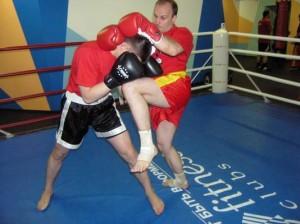 Бизнес - клуб тайского бокса