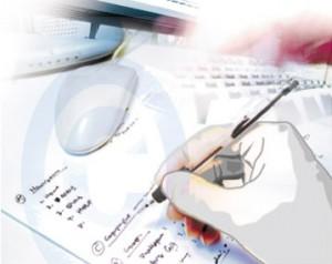 Дополнительный доход на дому: услуги работы копирайтинга
