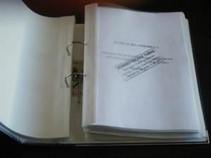 Хранение документов по бизнес процессам и ведению бизнеса