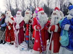 Как заработать доход на Новый год – работа Дедом Морозом