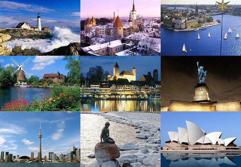 интересные новости туризма в мире